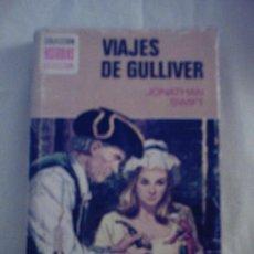 Libros de segunda mano: VIAJES DE GULLIVER DE JONATHAN SWIFT. . Lote 7352642