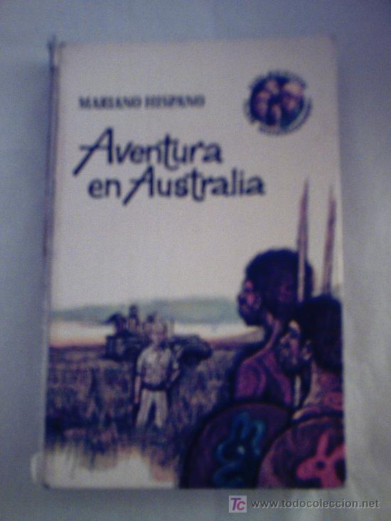 AVENTURA EN AUSTRALIA (Libros de Segunda Mano - Literatura Infantil y Juvenil - Novela)