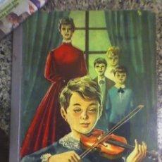Libros de segunda mano: HOMBRECITOS, POR L. MAY ALCOTT (NÚMERO 7 DE LA COLECCIÓN) - EDITORIAL FELICIDAD - ESPAÑA - 1960. Lote 20910644