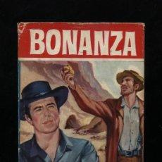 Libros de segunda mano: BONANZA Nº 34. COLECCIÓN HEROES. BRUGUERA 1964. Lote 23711634