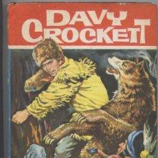 Libros de segunda mano: DAVY CROCKETT Nº 27 - *EL HACHA DE GUERRA* - COLEC. HEROES, BRUGUERA 1966. Lote 25323961