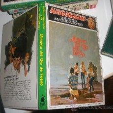 Libros de segunda mano: ALFRED HITCHCOCK Y LOS TRES INVESTIGADORES. Lote 26256969