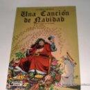 Libros de segunda mano: CLASICOS JUVENILES EDT.COMETA-UNA CANCION DE NAVIDAD.1985. Lote 26056297