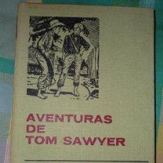 Libros de segunda mano: LAS AVENTURAS DE TOM SAWYER - MARK TWAIN - BRUGUERA. Lote 25699405