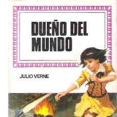 Libros de segunda mano: COLECCION HISTORIAS INFANTIL - BRUGUERA - DUEÑO DEL MUNDO Nº 34 2ª 1976 BUENO. Lote 19337955