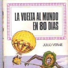 Libros de segunda mano: COLECCION HISTORIAS INFANTIL - BRUGUERA - LA VUELTA AL MUNDO EN 80 DIAS ** NUM 29 2ª 1975. Lote 17280410