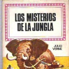Libros de segunda mano: COLECCION HISTORIAS INFANTIL - BRUGUERA - LOS MISTERIOS DE LA JUNGLA ** NUM 42 2ª 1974. Lote 17280431