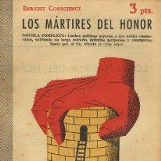 Libros de segunda mano: REVISTA LITERARIA, ARTE GRÁFICA, NOVELAS Y CUENTOS, LOS MÁRTIRES DEL HONOR. Lote 17767478