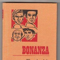 Libros de segunda mano: COLECCION HEROES SELECCION. BONANZA : EL CULPABLE. EDITORIAL BRUGUERA 1ª ED. DICIEMBRE 1968. Lote 17772542