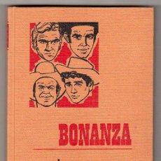 Libros de segunda mano: COLECCION HEROES SELECCION. BONANZAS,LA VENGANZA DE HELEN HILL. EDITORIAL BRUGUERA 1ª ED. MARZO 1971. Lote 17772776