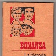 Libros de segunda mano: COLECCION HEROES SELECCION. BONANZA, LA HISTORIA DE JUBAL CORK. EDITORIAL BRUGUERA 1ª ED. MARZO 1971. Lote 17772831