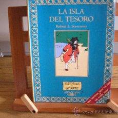Libros de segunda mano: LA ISLA DEL TESORO (ROBERT L. STEVENSON). Lote 26761197