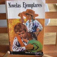 Libros de segunda mano: NOVELAS EJEMPLARES (MIGUEL DE CERVANTES). Lote 26439715