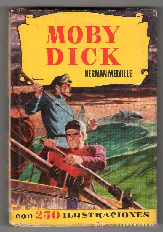 Resultat d'imatges de moby dick coleccion historias
