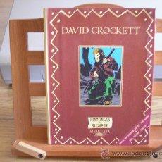 Libros de segunda mano: DAVID CROCKETT- ADAPTACIÓN DE LA NOVELA SAGRARIO LUNA. Lote 25698245