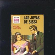 Libros de segunda mano: LAS JOYAS DE SISSI. Lote 19574718