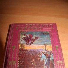 Libros de segunda mano: ORLANDO EL FURIOSO I (COLECCION ARALUCE ) 1941 GRANDES OBRAS DE LA LITERATURA PARA NIÑOS . Lote 26516412