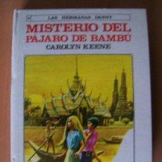 Libros de segunda mano: LAS HERMANAS DANNY - NÚMERO 9 -MISTERIO DEL PÁJARO DE BAMBÚ. Lote 27593382