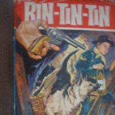 Libros de segunda mano: RIN-TIN-TIN. LA MINA ABANDONADA. 1ª EDICIÓN. BRUGUERA. HÉROES 3. Lote 21479305