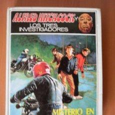 Libros de segunda mano: ALFRED HITCHCOCK Y LOS TRES INVESTIGADORES NÚMERO 39. Lote 37181293