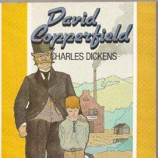 Libros de segunda mano: DAVID COPPERFIELD DE CHARLES DICKENS. Lote 22165477