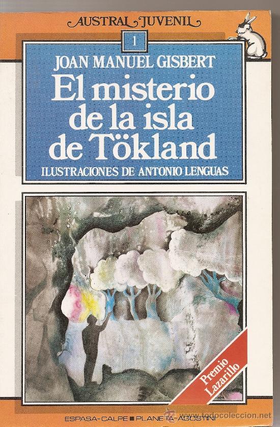 EL MISTERIO DE LA ISLA DE TOKLAND DE JOAN MANUEL GISBERT (Libros de Segunda Mano - Literatura Infantil y Juvenil - Novela)