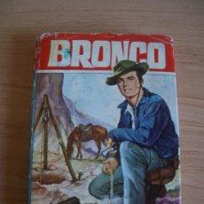 Libros de segunda mano: BRONCO. EL RANCHO DOBLE C. 1965. Lote 27115832