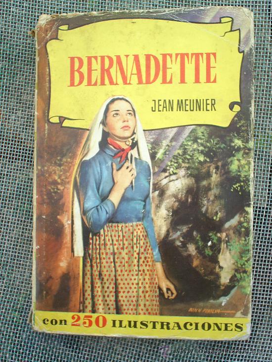 COLECCION HISTORIAS N.13 , BERNADETTE, 1966 EDITORIAL BRUGUERA (Libros de Segunda Mano - Literatura Infantil y Juvenil - Novela)