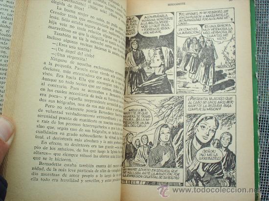 Libros de segunda mano: coleccion historias n.13 , bernadette, 1966 editorial bruguera - Foto 3 - 24170132