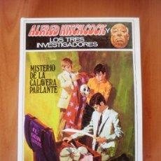 Libros de segunda mano: ALFRED HITCHCOCK Y LOS TRES INVESTIGADORES NÚMERO 11. Lote 28267198