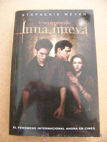 Saga crep sculo libro 2 luna nueva portada ci comprar libros de novela infantil y juvenil en - Libreria segunda mano online ...