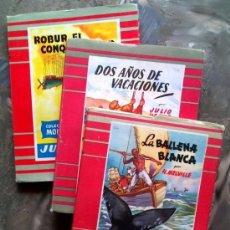 Libros de segunda mano: LOTE DE 33 TOMOS EDIT. MOLINO - COLECCION BIBLIOTECA ORO - GRAN OPORTUNIDAD - AVANZADA. Lote 26695162