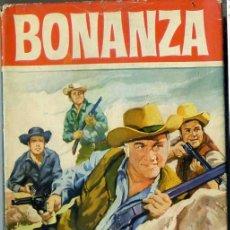 Libros de segunda mano: BRUGUERA HÉROES : BONANZA - EL BOSQUE EN LLAMAS (1963). Lote 25472961