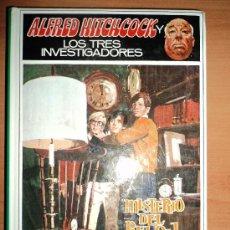 Libros de segunda mano: ALFRED HITCHCOCK Y LOS TRES INVESTIGADORES NÚMERO 9. Lote 26635409