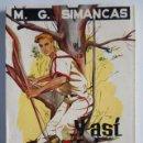 Libros de segunda mano: Y ASÍ FUIMOS. Nº 134. M. G. SIMANCAS. EDICC. ESCELICER S. L., NUEVO SIN LEER.. Lote 27259161