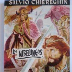 Libros de segunda mano: LOS NIBELUNGOS. Nº 190. SILVIO CHIEREGHIN. ESCELICER S. L., NUEVO SIN LEER.. Lote 27376923