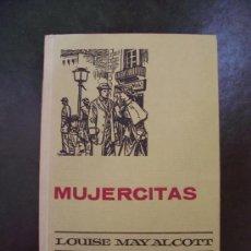 Libros de segunda mano: MUJERCITAS - COLECCIÓN HISTORIAS SELECCIÓN - ED. BRUGUERA 1974. Lote 27338516