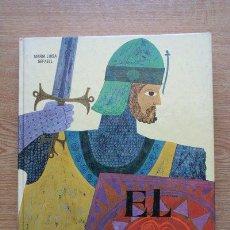 Libros de segunda mano: EL CID. GEFAELL (MARÍA LUISA). Lote 27644014