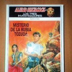 Libros de segunda mano: ALFRED HITCHCOCK Y LOS TRES INVESTIGADORES NUEVA ETAPA NÚMERO 5. Lote 36071966