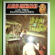 Libros de segunda mano: ALFRED HITCHCOCK Y LOS TRES INVESTIGADORES NÚMERO 2. Lote 28267201