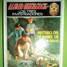 Libros de segunda mano: ALFRED HITCHCOCK Y LOS TRES INVESTIGADORES NÚMERO 34. Lote 28077187