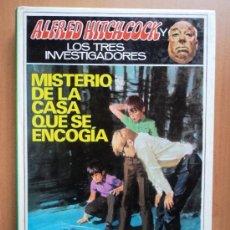 Libros de segunda mano: ALFRED HITCHCOCK Y LOS TRES INVESTIGADORES NÚMERO 18. Lote 28442573
