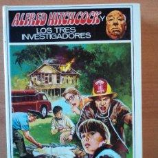 Libros de segunda mano: ALFRED HITCHCOCK Y LOS TRES INVESTIGADORES NÚMERO 43. Lote 37181318