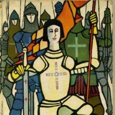 Libros de segunda mano: JUANA DE ARCO - ILUSTRACIONES DE J. CORREAS (1962) EDITORIAL MOLINO. Lote 28800733