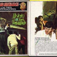 Libros de segunda mano: MISTERIO DEL LORO TARTAMUDO. Lote 28818068