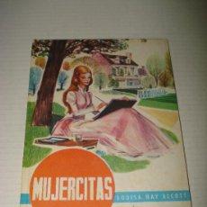 Libros de segunda mano: ANTIGUO LIBRO MUJERCITAS DE EDIT. GAISA IMPECABLE .AÑO 1960.. Lote 28938633