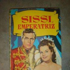 Libros de segunda mano: LIBRO BRUGUERA.COLECCION HISTORIAS.SISSI EMPERATRIZ.... Lote 55196759