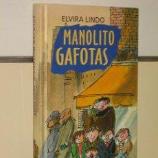 Libros de segunda mano - MANOLITO GAFOTAS - ELVIRA LINDO - CIRCULO LECTORES - 30020178