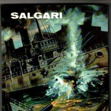 Libros de segunda mano: SALGARI Nº 36 EDI. GAHE 1971 - LA HEROÍNA DE PUERTO ARTURO. Lote 30103656