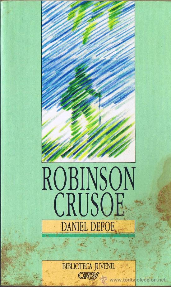 Robinson Crusoe Daniel Defoe 1988